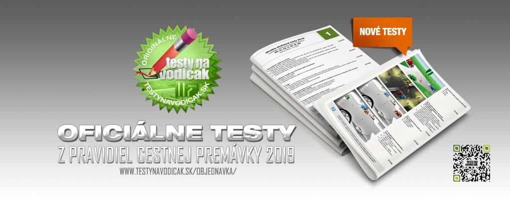 Oficialne Autoskola Testy Na Vodicak 2019 Testy Na Autoskolu