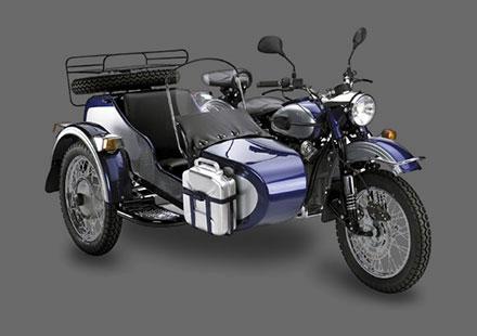 Skupina A1 - dvojkolesové motorové vozidlo s postranným vozíkom