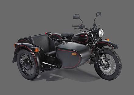 Skupina A2 - dvojkolesové motorové vozidlo s postranným vozíkom