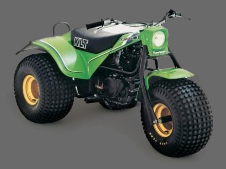 Skupina AM - trojkolesové motorové vozidlo