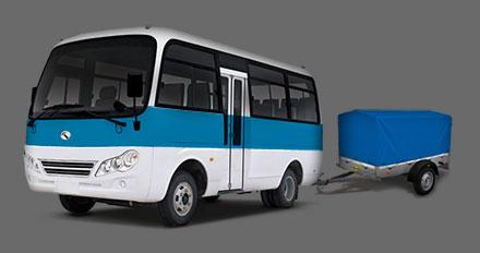 Skupina D1 - prípojné vozidlo